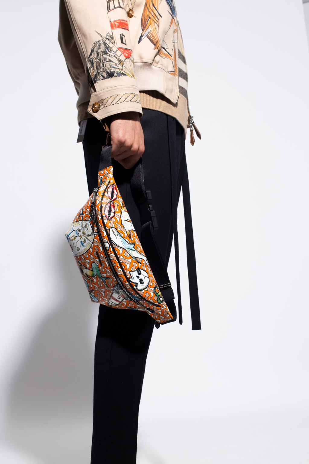 Burberry Printed belt bag