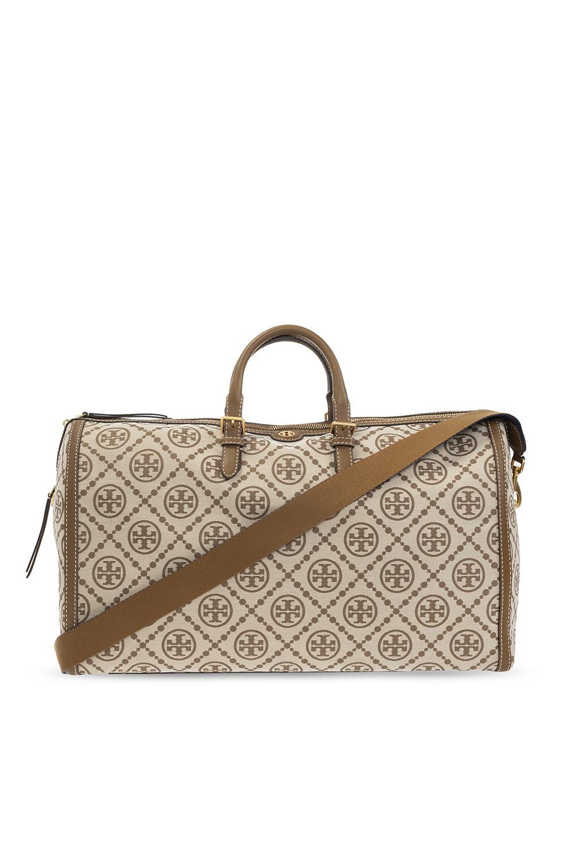 Tory Burch 'T Monogram Oversized' holdall bag