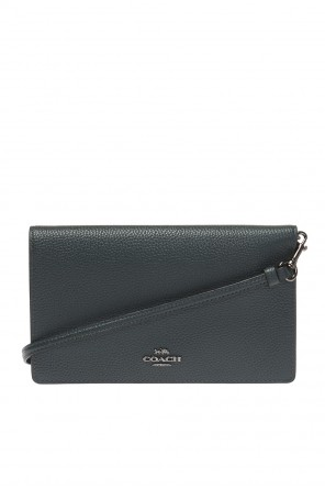 Branded shoulder wallet od Coach