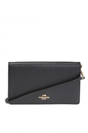 'foldover' shoulder bag od Coach