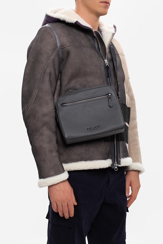 Coach Shoulder bag with logo