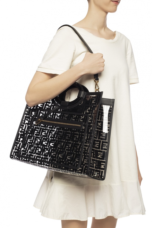 c73e7673f8c0 Runaway  patterned shoulder bag Fendi - Vitkac shop online