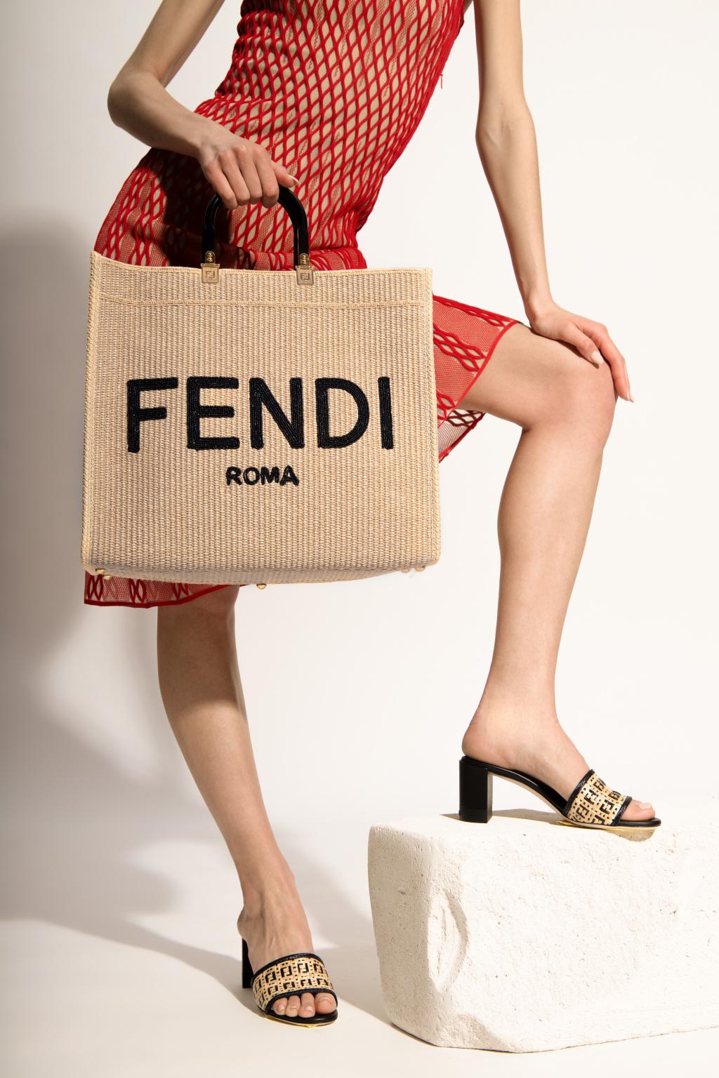 Fendi 'Sunshine' shopper bag