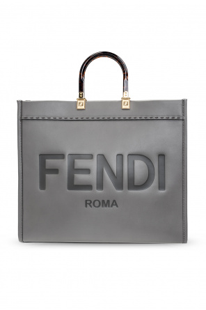'sunshine' shopper bag od Fendi