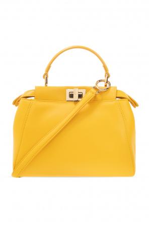 'peekaboo mini' shoulder bag od Fendi