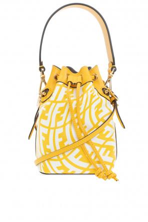 'mon tresor mini' shoulder bag with logo od Fendi