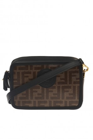 Patterned shoulder bag od Fendi