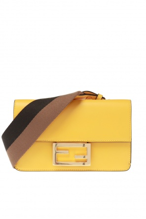 Logo shoulder bag od Fendi