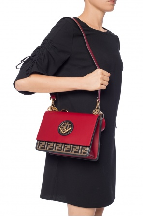 'kan i' branded shoulder bag od Fendi