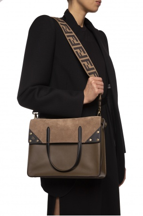 'fendi flip' shoulder bag od Fendi