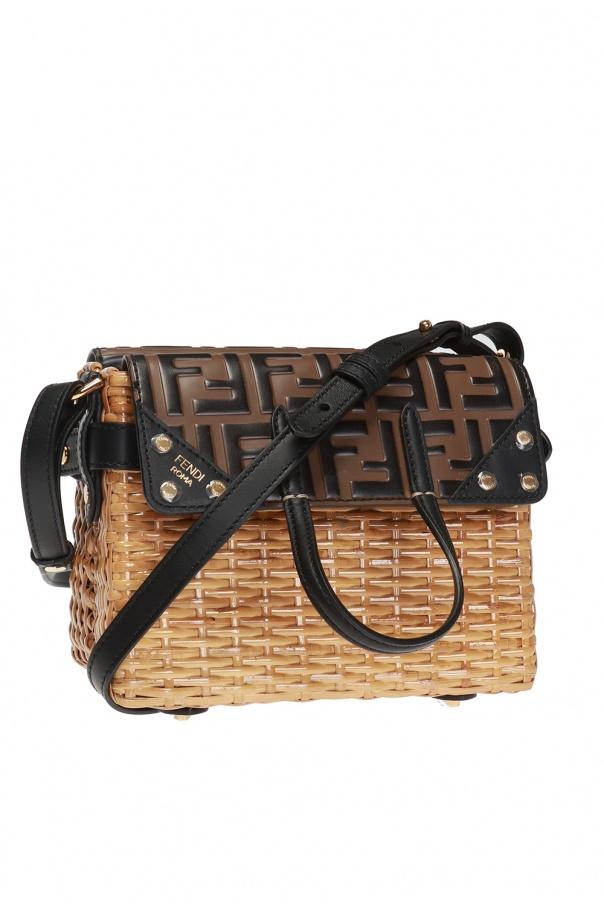Ff motif shoulder bag od Fendi