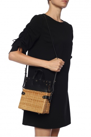 Ff motif shoulder bag od Fendi