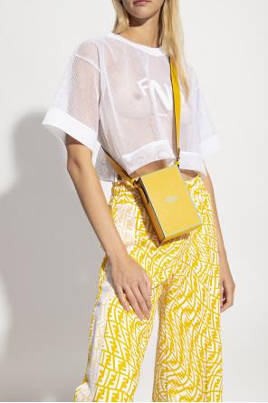 'vertical box' shoulder bag od Fendi