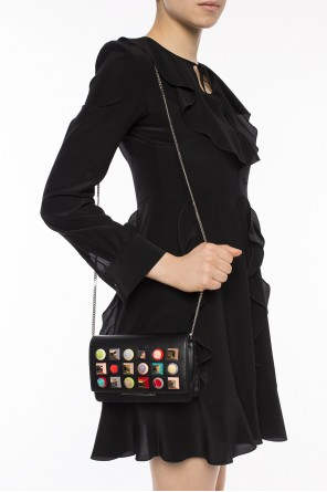 Studded shoulder bag od Fendi