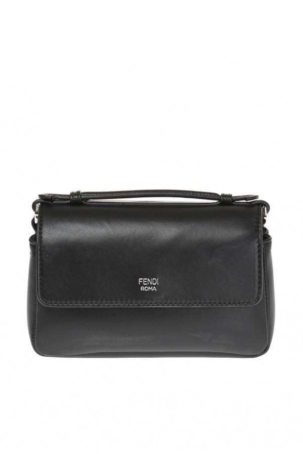 9a8eedc122e1 Double Baguette  quilted shoulder bag Fendi - Vitkac shop online