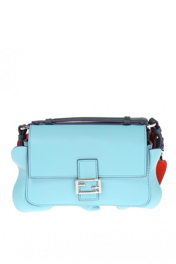 647a0a6aedce Double Baguette  shoulder bag Fendi - Vitkac shop online