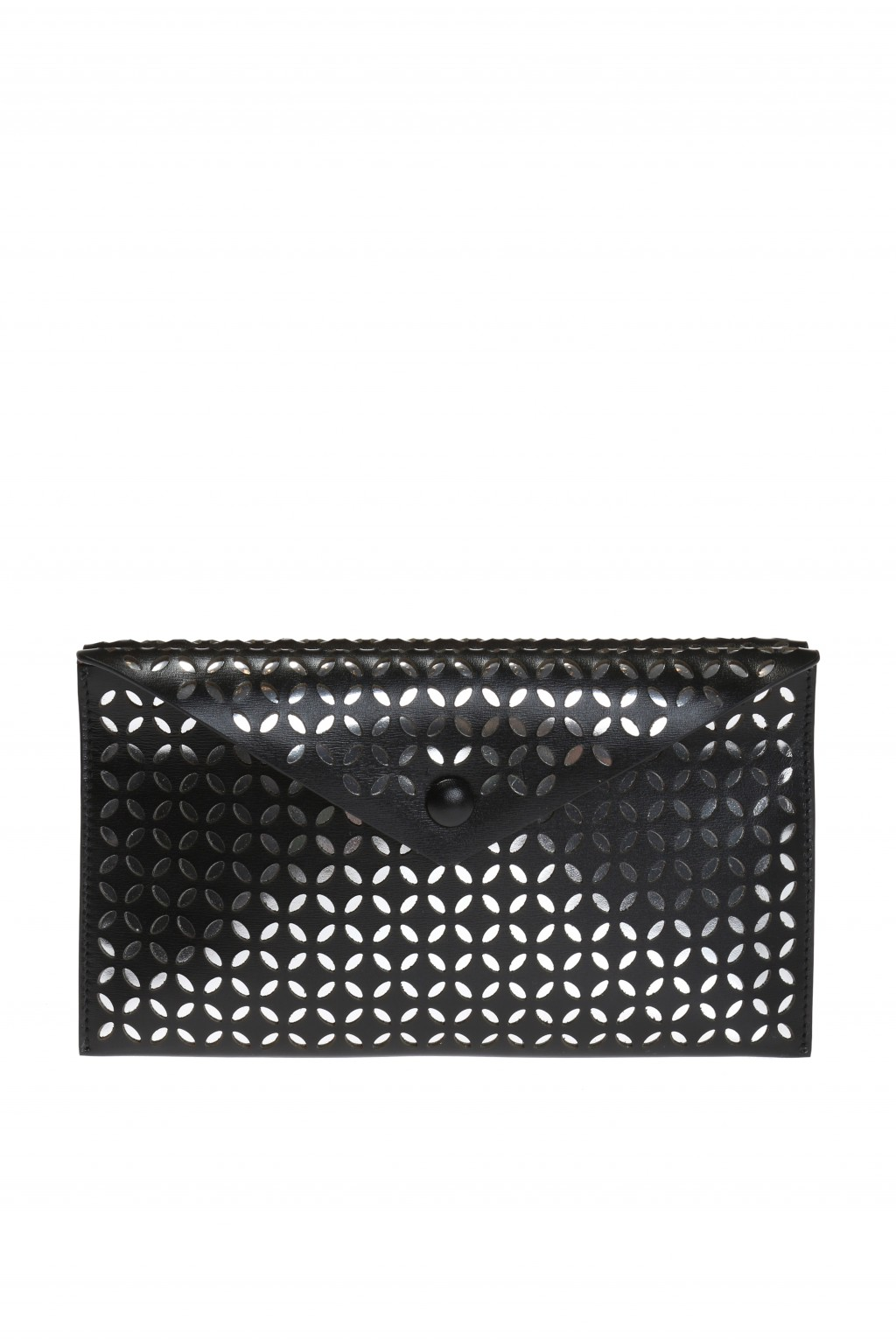 Alaia Openwork pattern shoulder bag