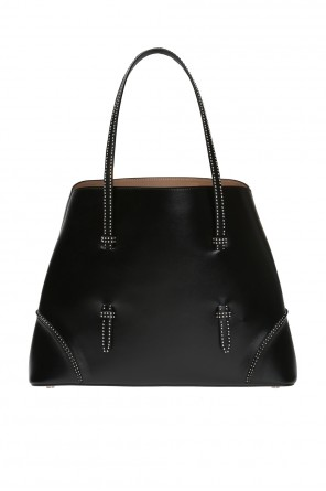 Shoulder bag with applications od Alaia