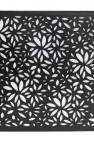 Alaia Openwork pattern clutch