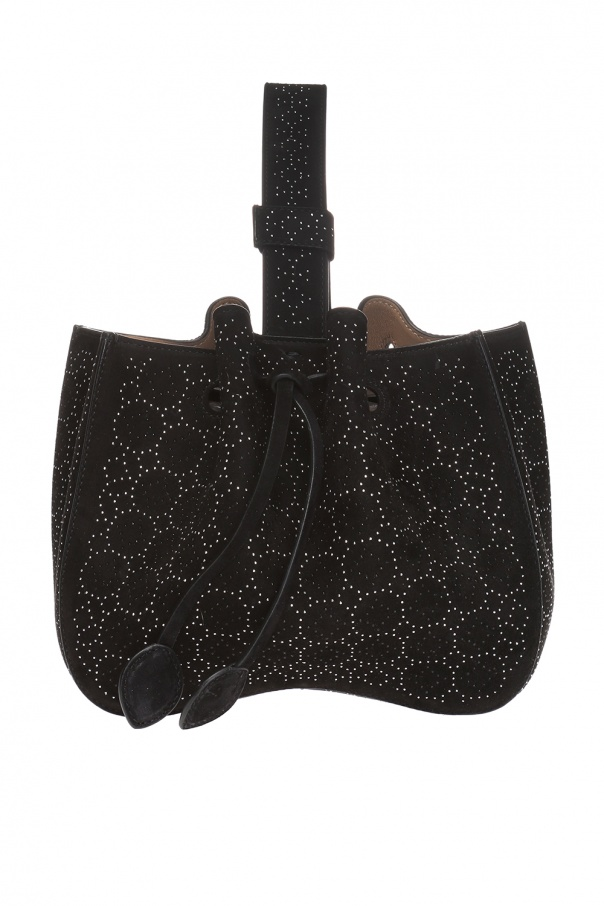 Alaia 'Rose-Marie' hand bag with decorative elements