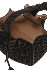 'rose-marie' hand bag with decorative elements od Alaia