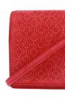 Alaia Shoulder bag studded with studs