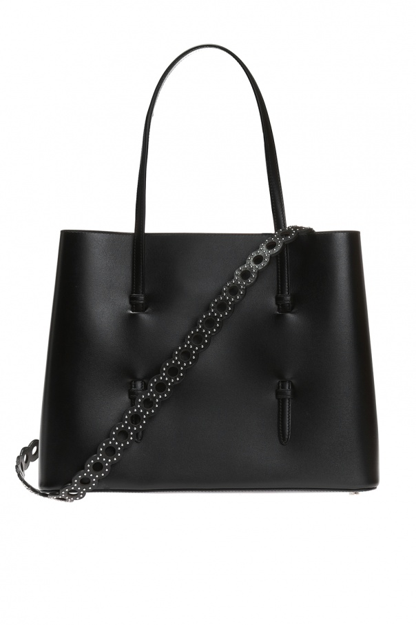 Alaia Leather shoulder bag