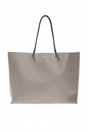 Logo shopper bag od Furla