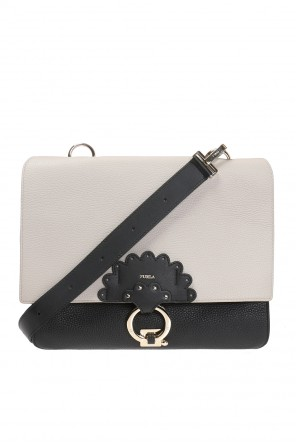 Reversible 'scoop' shoulder bag od Furla