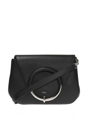 Shoulder bag with ring closure od Furla