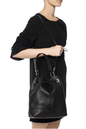 'stacy' branded shoulder bag od Furla