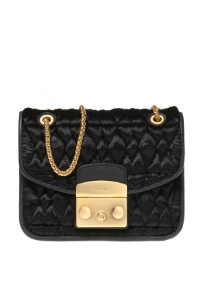 'metropolis cometa' shoulder bag od Furla