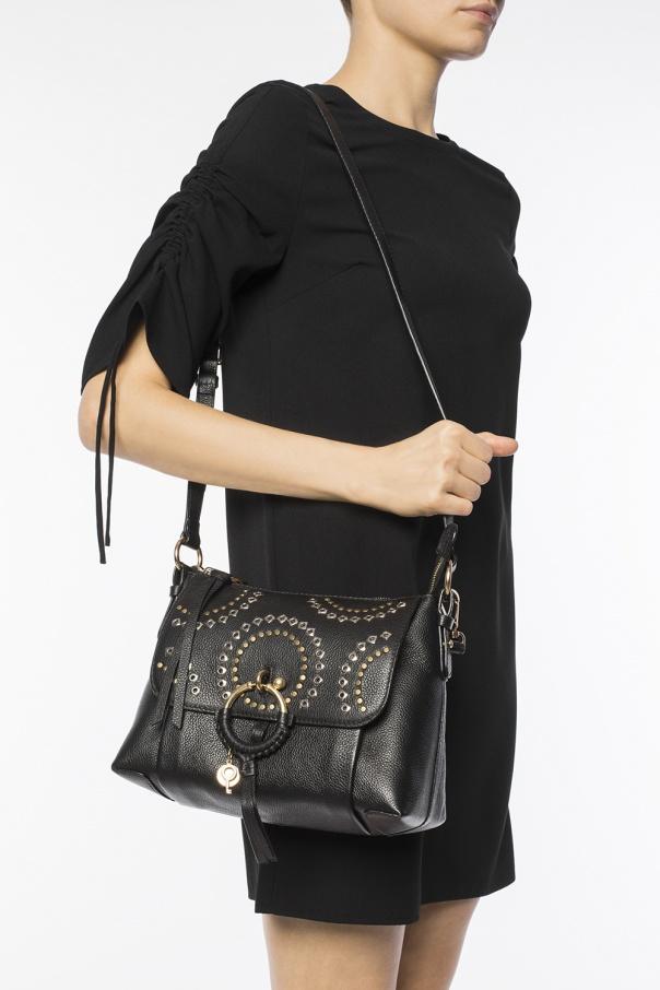 39 hana 39 shoulder bag see by chloe vitkac shop online. Black Bedroom Furniture Sets. Home Design Ideas