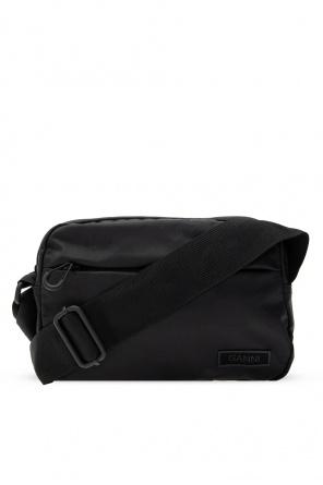 Branded shoulder bag od Ganni