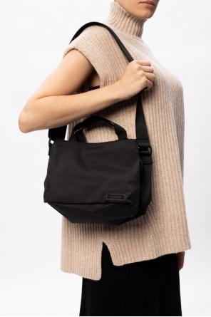 Logo-patched shoulder bag od Ganni
