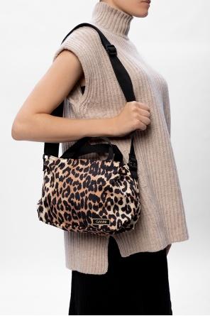 Patterned shoulder bag od Ganni