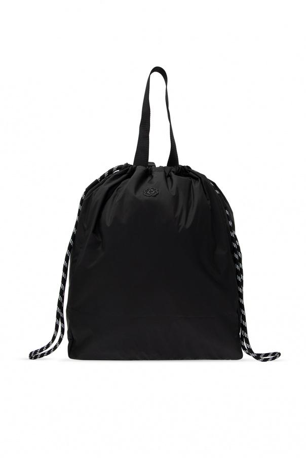 Ganni Appliquéd hand bag