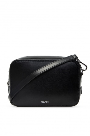 Branded shoulder bag od Ganni