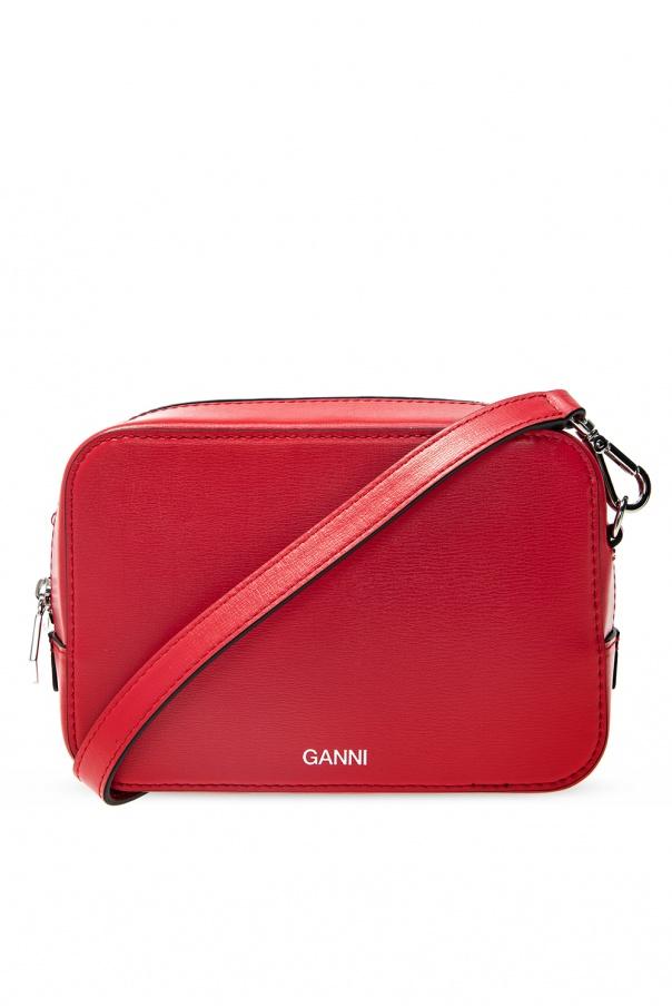 Ganni Shoulder bag with logo