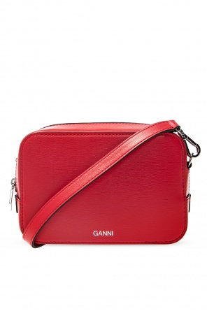 Shoulder bag with logo od Ganni