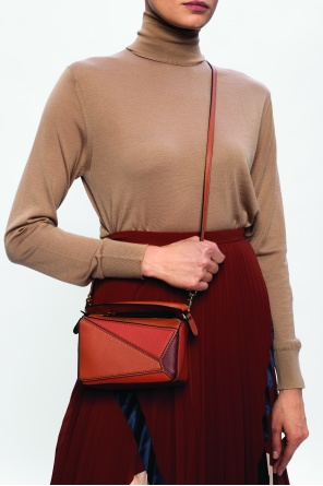 'puzzle small' shoulder bag od Loewe