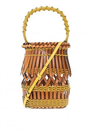 Torba na ramię 'fringles bucket' od Loewe