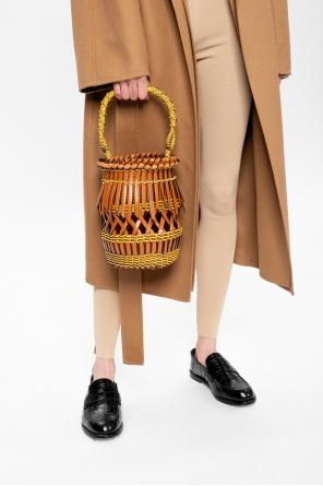 'fringles bucket' shoulder bag od Loewe