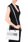 Moschino Logo-printed shoulder bag