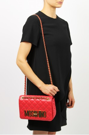 Quilted crossbody bag od Moschino