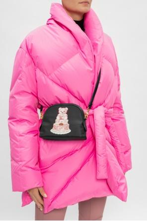 'cake teddy bear' shoulder bag od Moschino