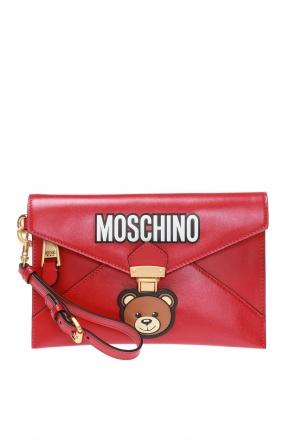 Branded clutch od Moschino