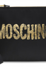 Moschino Handbag with logo