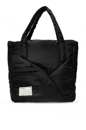 Patched shoulder bag od A Cold Wall