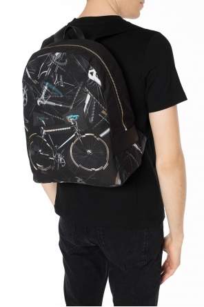 Printed backpack od Paul Smith